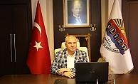 Başkan Şahin, Bakan Pekcan ile görüştü