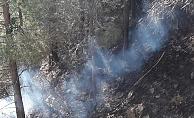 Gazipaşa'da yangını söndürmek isterken canından oldu