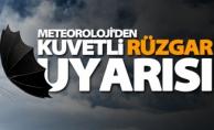 Meteoroloji'den Alanya'ya şiddetli rüzgar uyarısı!