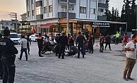 Yunus ekibi otomobille çarpıştı: 1 polis yaralandı