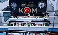 Adana'da silah kaçakçılığına 2 tutuklama