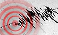 Akdeniz'de 6.3 büyüklüğünde deprem