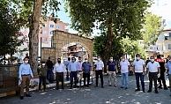 Alanya Ak Parti'den şükür kurbanı