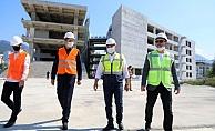 Alanya Belediyesi inşaatını yapan müteahhit korona kurbanı oldu