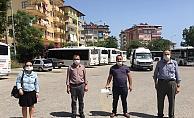 Alanya CHP'den ulaşıma destek