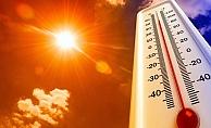 Alanya'da sıcaklık tarih yazdı!