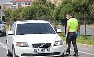 Alanya'da denetimler devam ediyor! Yasağa uymayanlara ceza kesildi