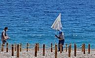Artık plajlarda onları yapmak yasak!