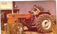 Başkan Böcek'ten nostaljik 'Çiftçiler Günü' kutlaması