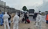 Irak'tan gelen 127 Türk vatandaşı yurda yerleştirildi
