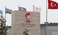 TFF'den flaş açıklama!
