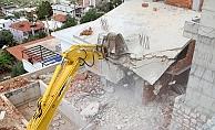 654 yapı yıkıldı, bin 127 kaçak yapı daha yıkılacak