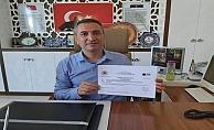 Alanya Milli Eğitim belgeyi aldı