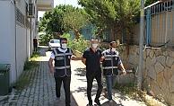 Alanya'da 60 hapis cezasıyla aranan cezaevi firarisi yakalandı