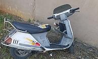 Alanya'da motosiklet hırsızı polisten kaçamadı