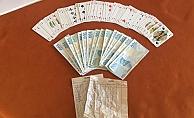 Alanya'da polisten villaya kumar baskını