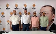 Başkan Toklu'dan Mahmutlar ziyareti