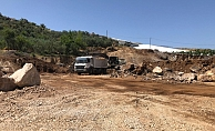 Mahmutlar'da tesis için çalışmalar devam ediyor