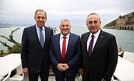 """Şahin, """"Rus Büyükelçisinin açıklamaları sektöre umut verdi"""""""