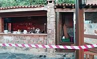 Akıma kapılan aşçı hayatını kaybetti