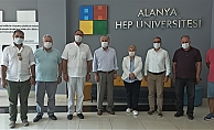 Alanya'da ALTİD'ten üniversitelere ziyaret