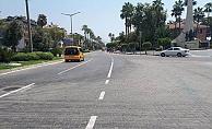 Alanya'da trafik dostu proje