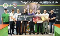 Alanyaspor'dan final için 'hatıra bilet' kampanyası
