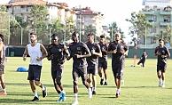 Alanyaspor'da Galatasaray mesaisi başladı