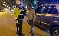 Alkollü araç kullanan sürücülere af yok