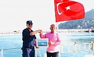 Başkan Şahin'den Karadeniz'e veda ziyareti