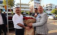 Başkan Şahin, Vali Yazıcı'yı ağırladı