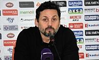 Erol Bulut, Antalyaspor maçını değerlendirdi