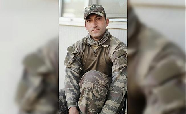 Piyade Astsubay Demirci Irak'ta şehit oldu