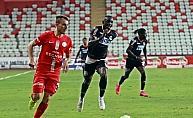 Süper Lig: Fraport TAV Antalyaspor: 1 - Aytemiz Alanyaspor: 0 (Maç sonucu)