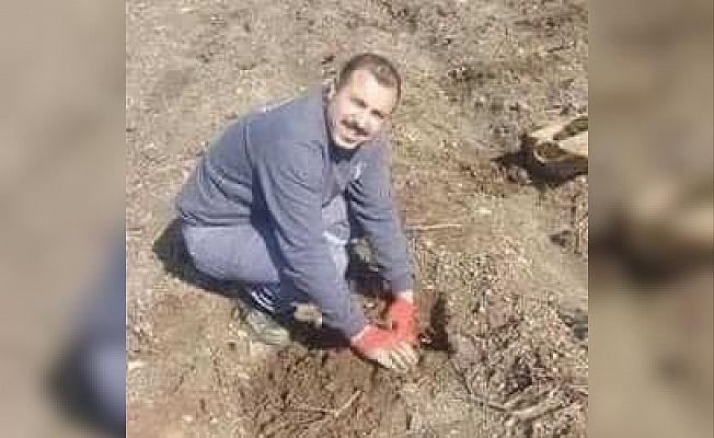 Yangına giden arazözün devrildiği kazada yaralanan işçi şehit oldu