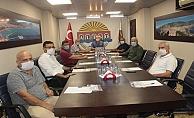 Alanya'da oda başkanlarından Şahin'e tam destek!