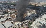 Antalya'da büyük yangın paniği!