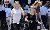 Son 6 günde gelen turist sayısı belli oldu
