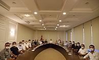 AK Parti yönetimi son kez toplandı