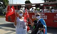 Alanya ve Gazipaşa'da Cumhuriyet coşkusu