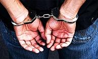 Alanya'da motor hırsızı cezaevini boyladı