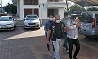 Alanya'da polisin yakaladığı uyuşturucu tacirleri adliyede