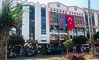 Başkan Şahin'den Azerbaycan'a destek