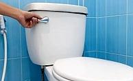 Hastane tuvaletlerine dikkat!