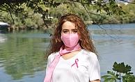 İki kez yendiği kanserle mücadelenin simgesi oldu