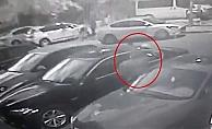 Lüks araçlardan direksiyon ve sunroof çalan şahıslar yakalandı