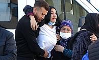 3 kişinin lüks cipte ölümünde yakınları sinir krizine girdi