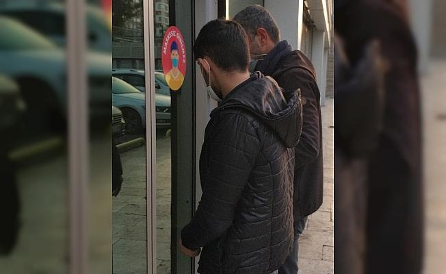 560 uyuşturucu hapla yakalandı, serbest kaldı