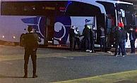 Alanya'ya gitmek için bindiği otobüste canlı bomba olduğunu söyleyen şahıs paniğe neden oldu
