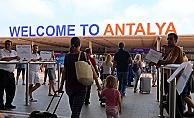 Antalya yılın ilk 10 ayında 3 milyon 276 bin turist ağırladı